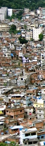 The challenge of slums p 57